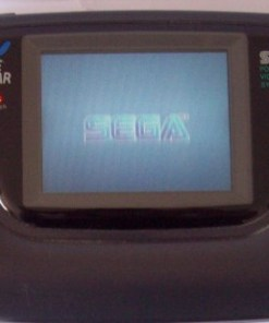 Sega Game Gear Capacitor Replacement Service