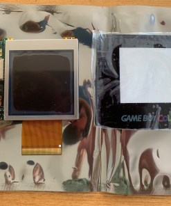 LCD Replacement for Gameboy Color - DIY Kit