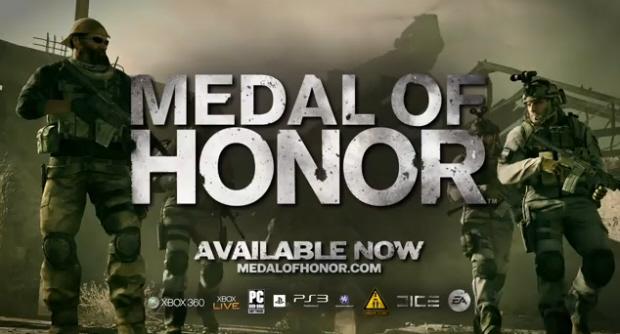 Medal Of Honor 2010 Sells 1.5 Million In First Week. Clean