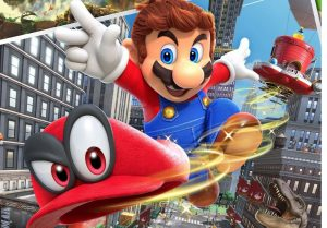 SuperMario Odyssey Stats and Facts