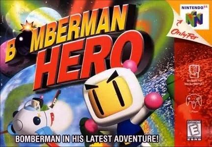 Bomberman Hero facts