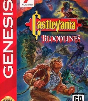 Castlevania Bloodlines facts