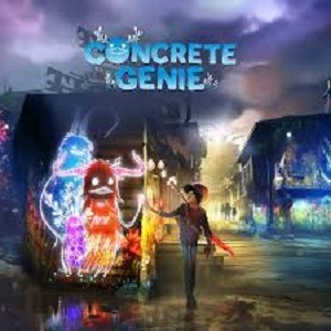 Concrete Genie facts