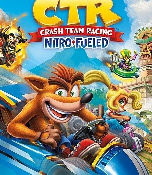 Crash Team Racing Nitro-Fueled facts