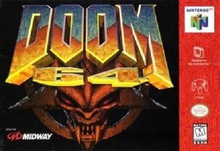Doom 64 facts