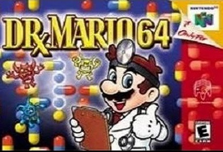 Dr Mario 64 facts