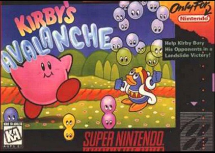 Kirby's Avalanche facts
