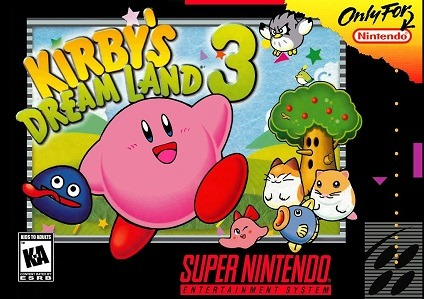 Kirby's Dream Land 3 facts