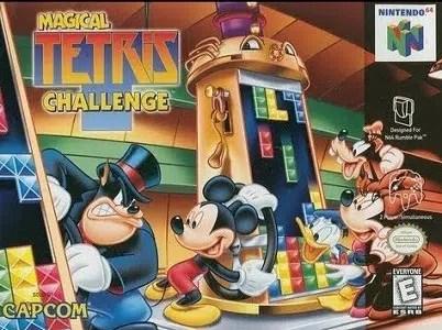 Magical Tetris Challenge facts