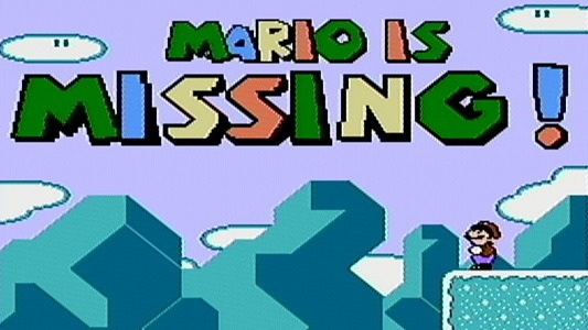 Mario Is Missing! facts