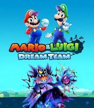 Mario & Luigi Dream Team facts