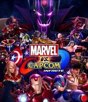 Marvel vs. Capcom Infinite facts
