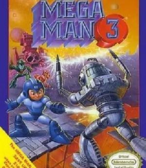 Mega Man 3 facts