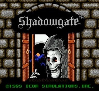 Shadowgate facts
