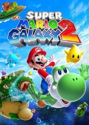 Super Mario Galaxy 2 Facts