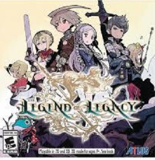 The Legend of Legacy facts
