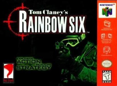 Tom Clancy's Rainbow Six facts