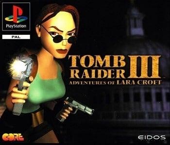 Tomb Raider III Adventures of Lara Croft facts