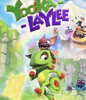 Yooka-Laylee facts