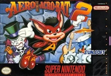 Aero the Acro-Bat 2 facts