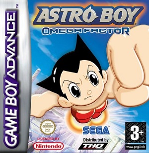Astro Boy Omega Factor facts