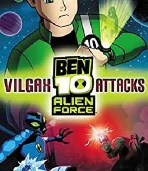Ben 10 Alien Force Vilgax Attacks facts
