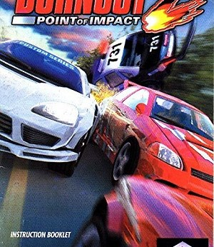 Burnout 2 Point of Impact facts