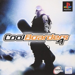 Cool Boarders 4 facts