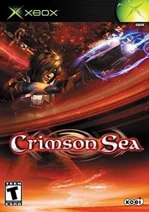 Crimson Sea facts