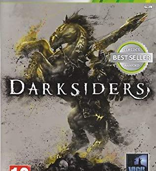 Darksiders facts