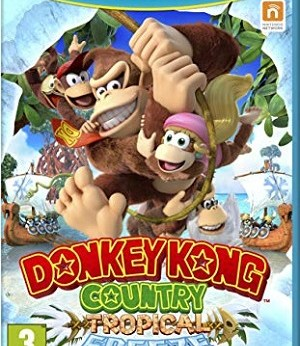 Donkey Kong Country Tropical Freeze facts