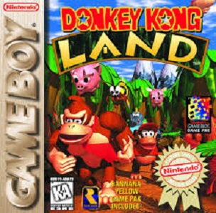 Donkey Kong Land facts