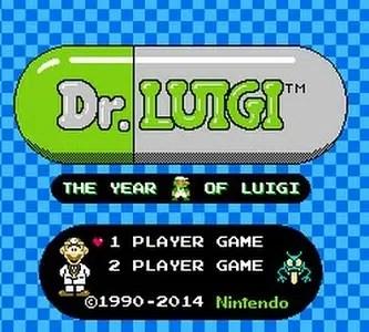 Dr. Luigi facts