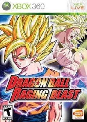 Dragon Ball Raging Blast facts