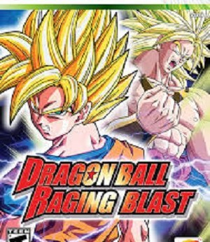 Dragon Ball Raging Blast facts