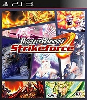 Dynasty Warriors Strikeforce facts