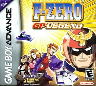 F-Zero GP Legend facts