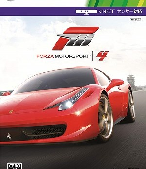 Forza Motorsport 4 facts