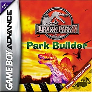 Jurassic Park III Park Builder facts