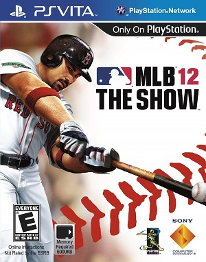 MLB 12 The Show facts