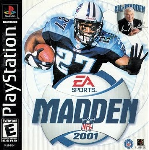 Madden NFL 2001 facts