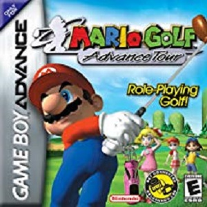 Mario Golf Advance Tour facts
