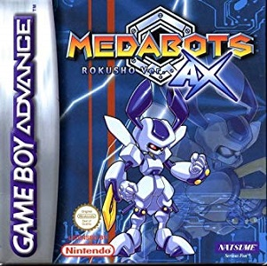 Medabots AX Rokusho Version facts