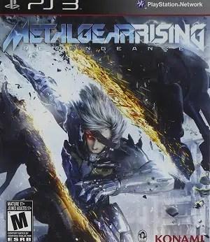 Metal Gear Rising Revengeance facts