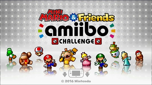 Mini Mario & Friends Amiibo Challenge facts
