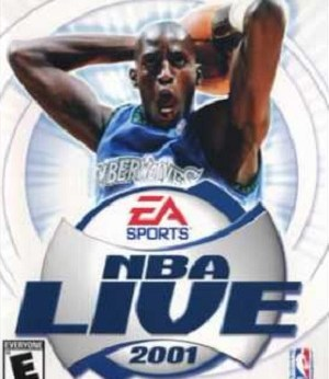 NBA Live 2001 facts