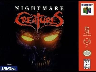 Nightmare Creatures facts
