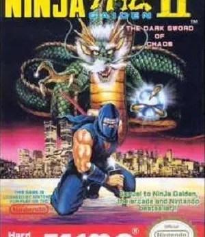Ninja Gaiden II The Dark Sword of Chaos facts