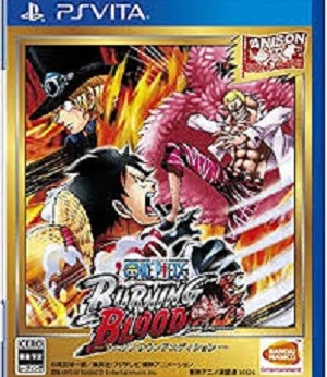 One Piece Burning Blood facts