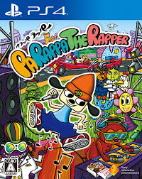 PaRappa the Rapper facts